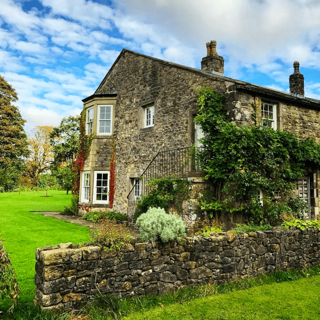 The Piggeries in the Forest of Bowland